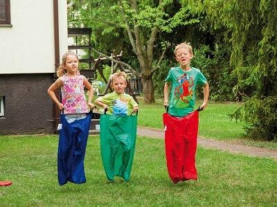 Krāsaini bērnu lekšanas maisi 6 gb. TY0117