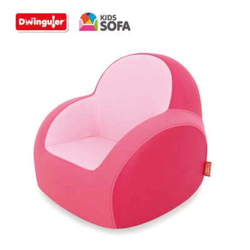 Dwinguler Bērnu Krēsliņš - Ķiršu Rozā krāsā