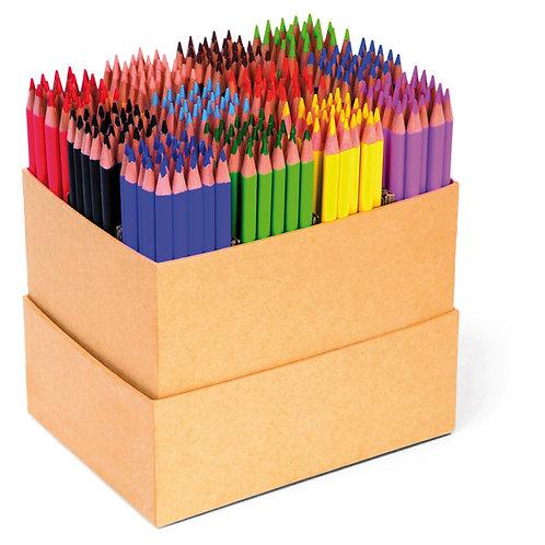 Krāsaino zīmuļu komplekts 300 gb. 17,6 cm NS1064