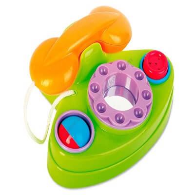 Krāsains telefons FT5048