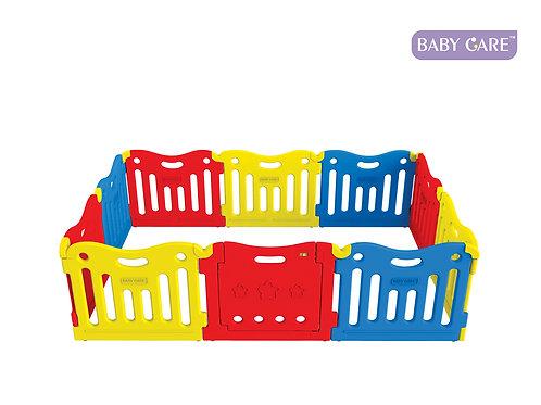Baby Care Bērnu Sētiņa - Spilgtās Krāsās