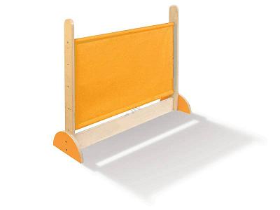 Nowa Szkola Oranža sētiņa 83x68cm NS0091