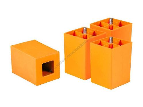 """Mēbeļu kāju komplekts """"Svaigi oranžas"""" NM0901"""