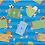 Thumbnail: Dwinguler Bērnu Paklājs - Sporta Zvaigzne M