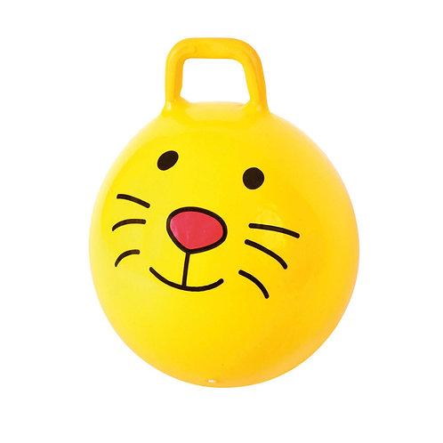 """Lēkājamā bumba """"Kaķis"""" Ø 50cm LG0550"""