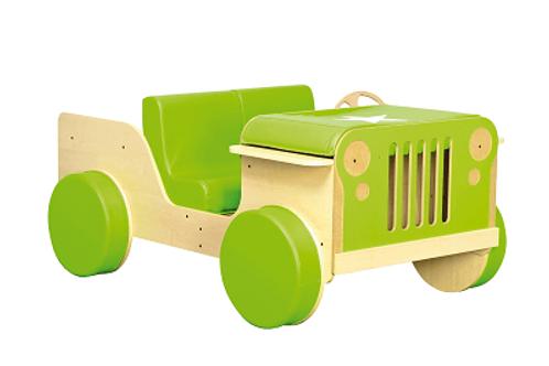 """Nowa Szkola Lielā rotaļu mašīna """"Džips"""" NS1838"""