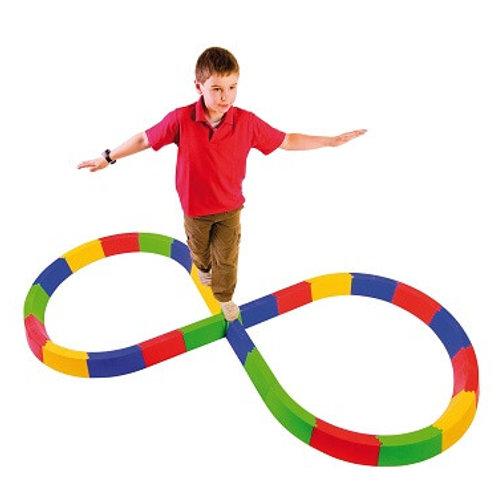 Bērnu Krāsaina Līdzsvara Taka FI1001