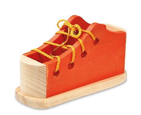 Orandža Šņorējamā Kurpe 8136