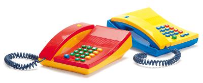 Dantoy Rotaļu telefons 30x8x18cm DK6113