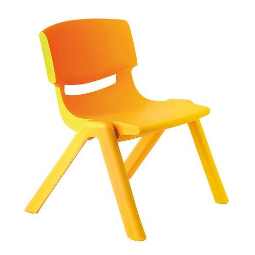 "Plastmasas krēsls ""Butterfly 35cm"" 4 krāsas"