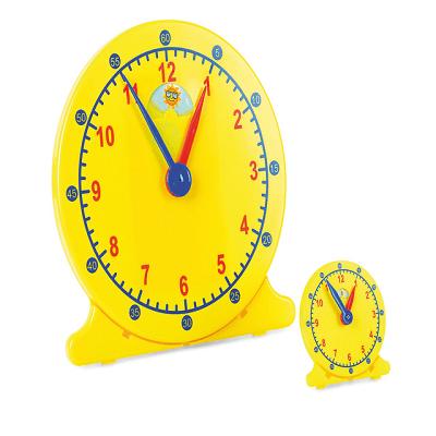 Mācību Pulkstenis Bērniem ø10cm TY5072