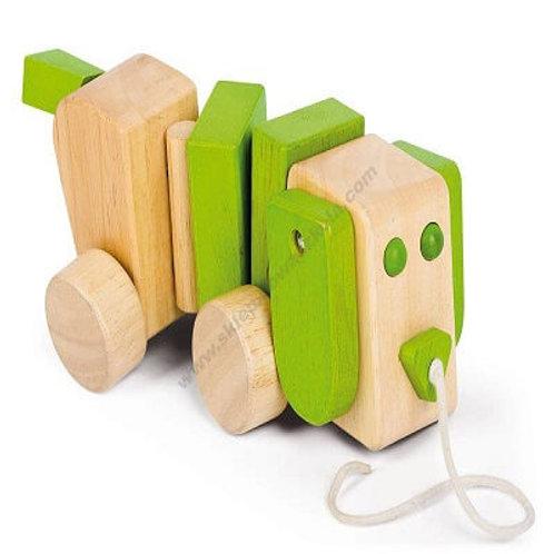 Koka rotaļlieta Sunītis EV2588