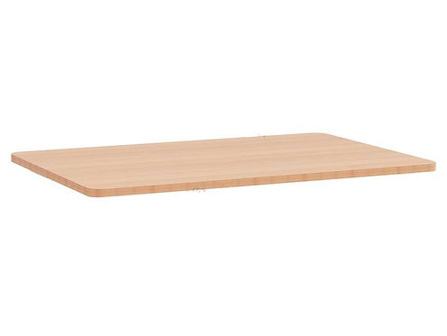 Taisnstūrveida galda virsma 75x123cm NS3723