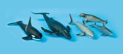 """Nowa Szkola """"Okeāna dzīvnieki"""" MJ0005"""