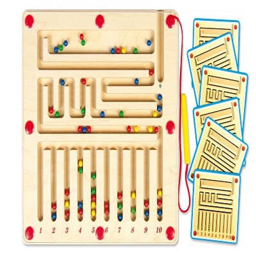 """Magnētiskais Labirints """"Matemātika"""" EO5229"""