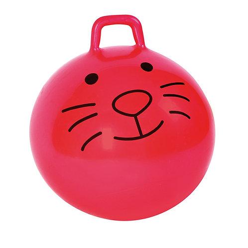 """Lēkājamā bumba """"Kaķis"""" Ø 55cm LG0555"""