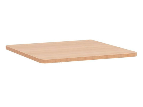 Kvadrātveida galda virsma 75x75cm