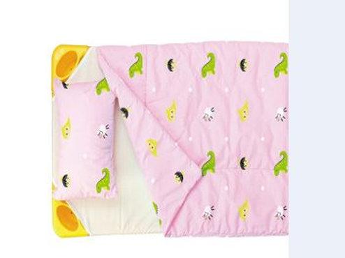 """Rozā """"Royal"""" gultas veļas komplekts NS2644"""