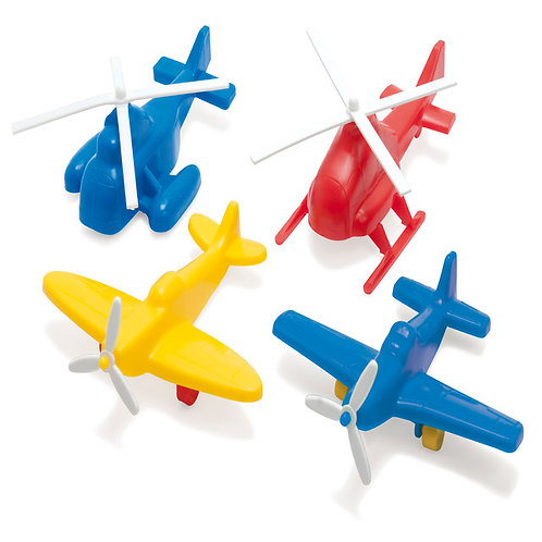Lidmašīnu un helikopteru komplekts 4 gb. DK8053