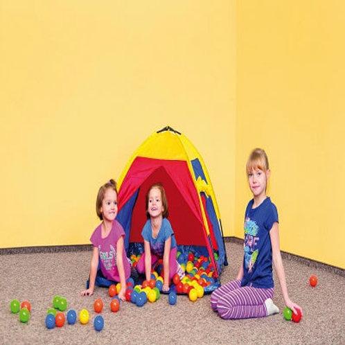 Rotaļu Telts Ar Bumbiņām 100 gb. DW8130