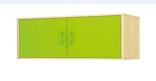 """Lielais sienas plaukts ar durvīm """"Svaigi zaļš"""""""