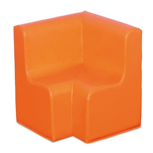 Stūra dīvāns - sēdvieta 32cm NS1503