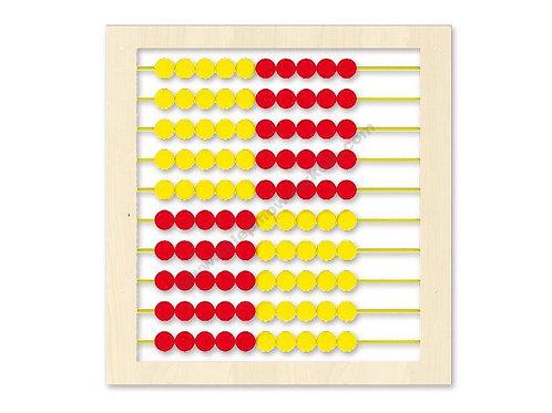 """Manipulatīvā tāfeles virsma """"Abacus"""" NS1833"""