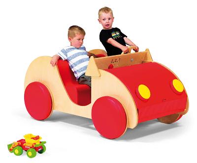 """Nowa Szkola Lielā rotaļu mašīna """"Vabolīte"""" NS0973"""