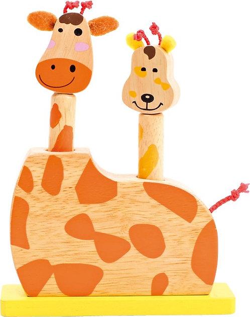 """Kustīgā Spēle """"Žirafes Galva"""" 5853"""