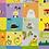 Thumbnail: Baby Care Bērnu Paklājs - Putni Kokos L