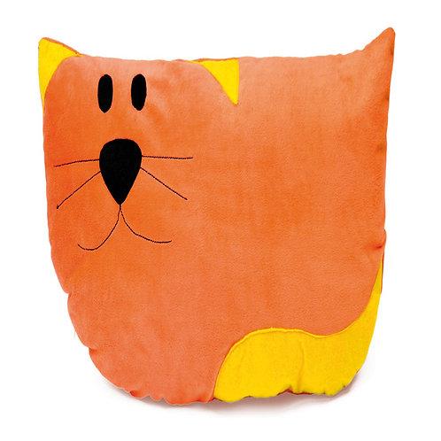 """Mīkstais spilvens """"Kaķis"""" 60x38 cm NS1973"""