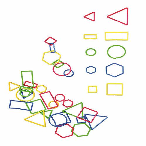 Krāsainas veramās figūras 40 gb. TY7211