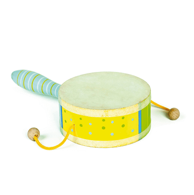 Koka bungas ar sitam bumbām Ø10cm NT7105