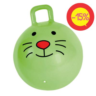"""Nowa Szkola Lēkājamā bumba """"Kaķis"""" Ø 45cm LG0545"""