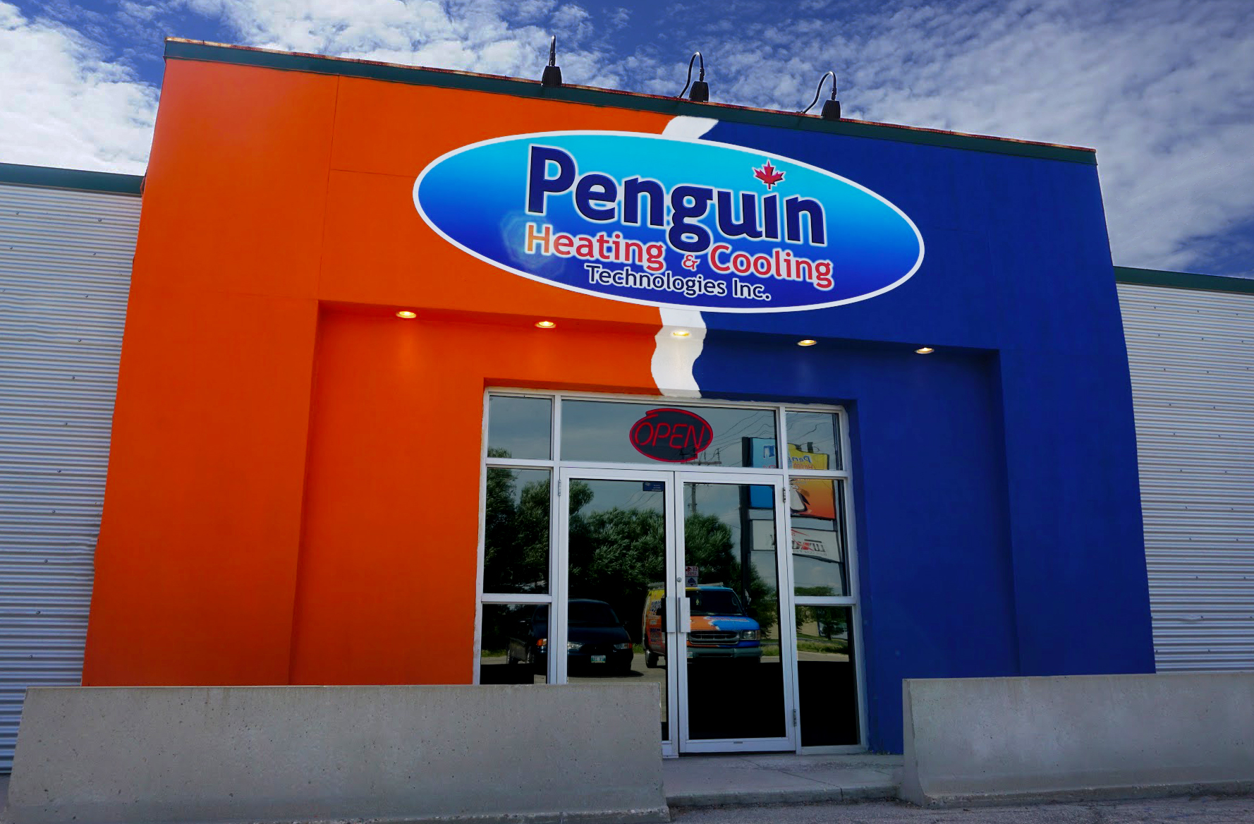 Penguin Heating and Cooling Winnipeg