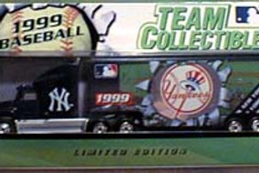 1999 New York Yankees Tractor Trailer