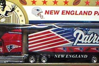 1994 New England Patriots Tractor Trailer