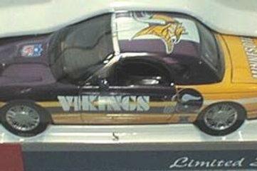 2001 Minnesota Vikings Ford Thunderbird