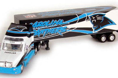 2003 Carolina Panthers Tractor Trailer