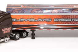 2007 Cleveland Browns Tractor Trailer