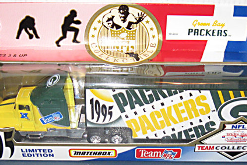 1995 Green Bay Packers Tractor Trailer