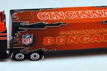 2009 Cincinnati Bengals Tractor Trailer