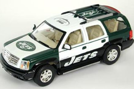 2002 New York Jets Cadillac Escalade