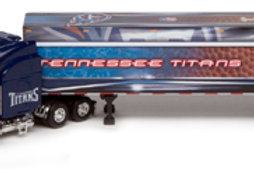 2007 Tennessee Titans Tractor Trailer