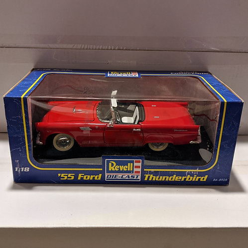 1955 Ford Thunderbird (red)