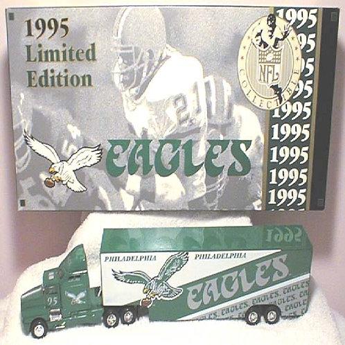 1995 Philadelphia Eagles WRC Tractor Trailer