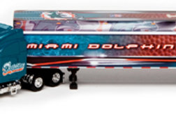 2007 Miami Dolphins Tractor Trailer