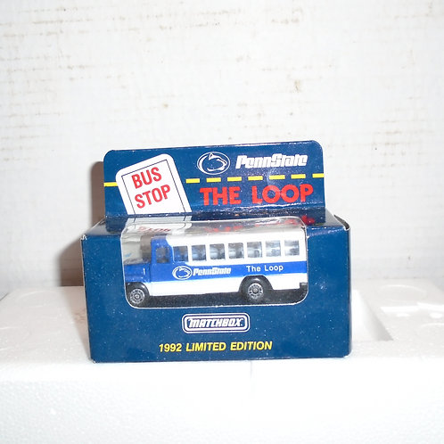 1992 Penn State School Bus