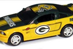 2005 Green Bay Packers Ford Mustang