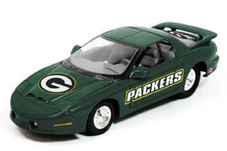 2005 Green Bay Packers 1996 Pontiac Trans Am Super Bowl Series